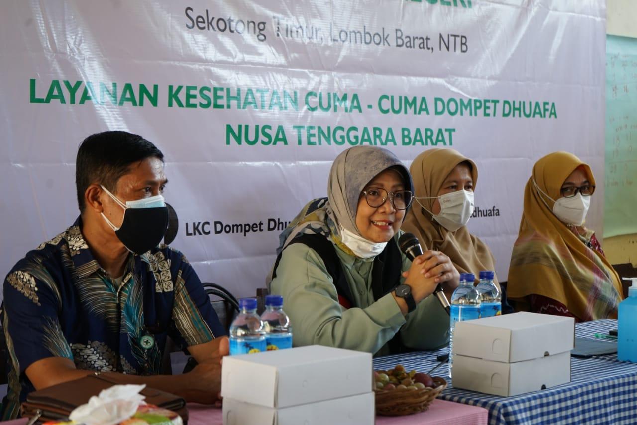 Dompet-Dhuafa-Tempatkan-Bidan-di-Pelosok-Lombok-Barat